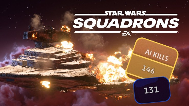 The Biggest Problem with Star Wars: Squadrons 1
