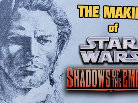 The Making of Shadows of the Empire