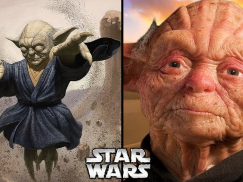 The OLDEST Member of Yoda's Species and His INSANE Power 1