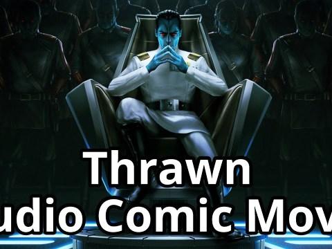 Thrawn Full Audio Comic Movie [Star Wars Audio Comics] 7