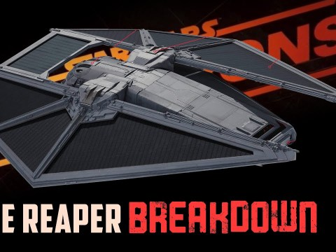 Tie Reaper Specs and History | Star Wars Squadrons 1