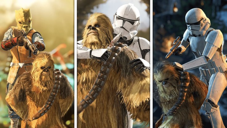 Why the Poor Wookiees suffered more than Any other species