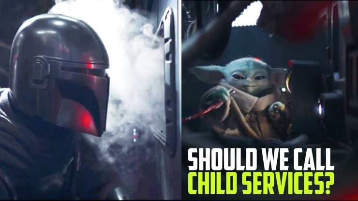 10 Reasons Why The Mandalorian is a Bad Dad