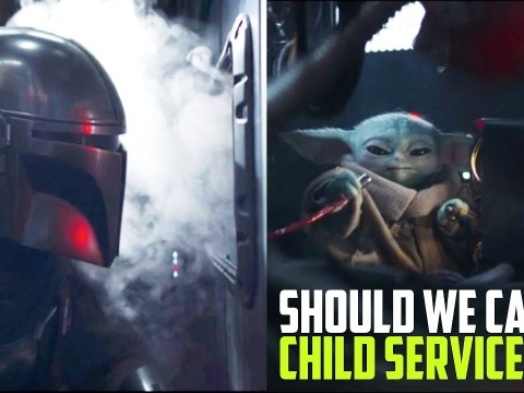 10 Reasons Why The Mandalorian is a Bad Dad 6