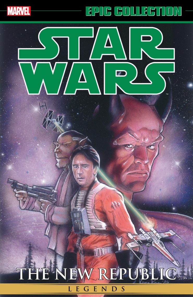 Star Wars Legends Epic Collection – The Rebellion