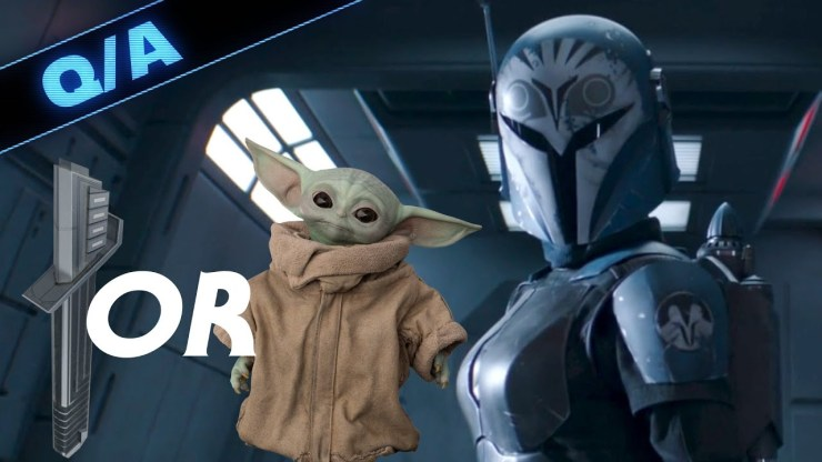 Could Bo-Katan Trade the Child for the Darksaber - Star Wars