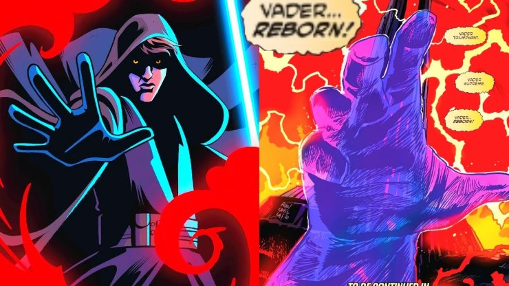 DARTH VADER IS REBORN, BACK TO LIFE! (CANON)