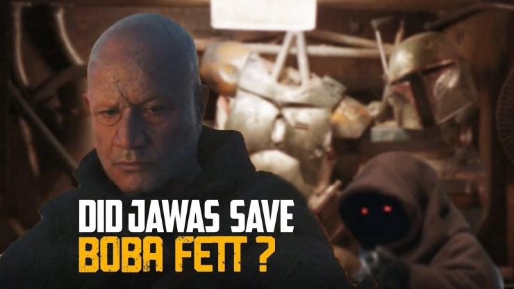 How did Boba Fett Escape the Sarlacc Pitt?