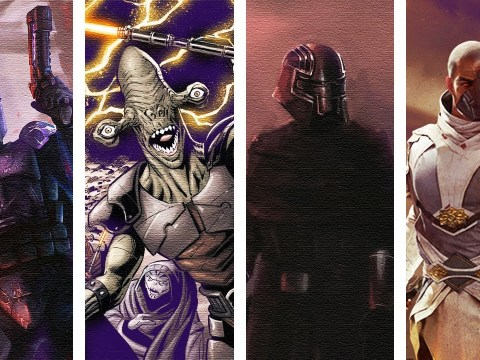 SW Factions that were the biggest threat to the Galaxy