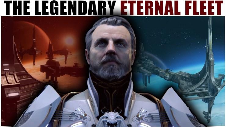 The LEGENDARY Power of the ETERNAL FLEET | Star Wars