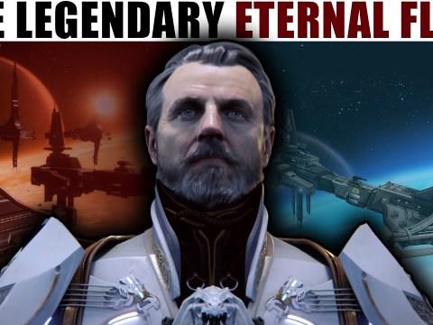 The LEGENDARY Power of the ETERNAL FLEET   Star Wars 7