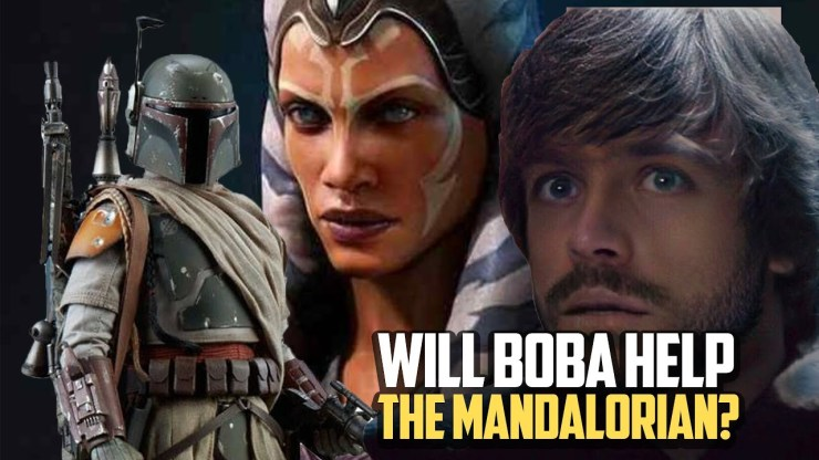 Which Jedi does Boba Fett Have A Relationship With?