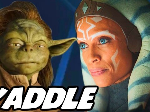 Why Ahsoka Doesn't REMEMBER Yaddle in The Mandalorian