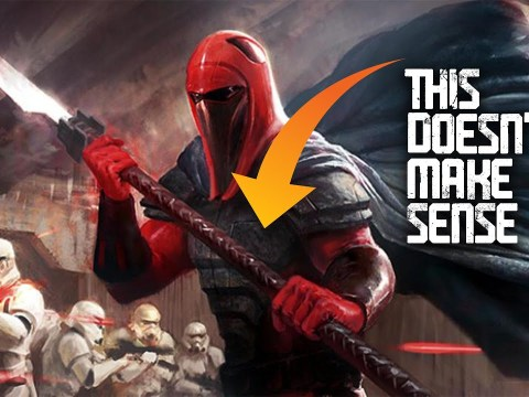 Why are Melee Weapons Still Used in Star Wars?