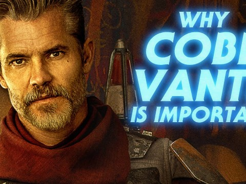Why Cobb Vanth is So Important to The Mandalorian