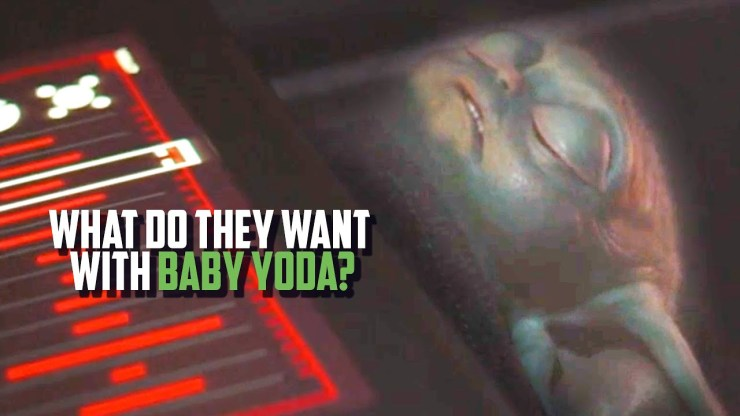 Why do Imperial Scientist Want BABY YODA'S Blood?