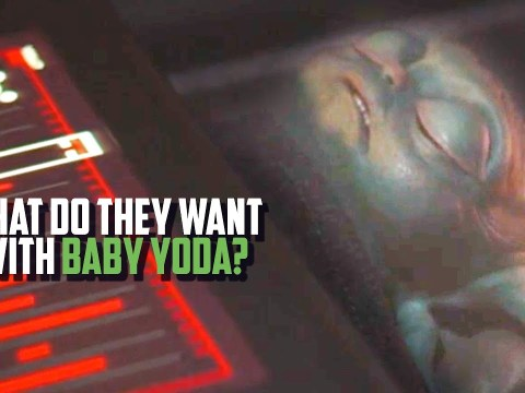Why do Imperial Scientist Want BABY YODA'S Blood? 5