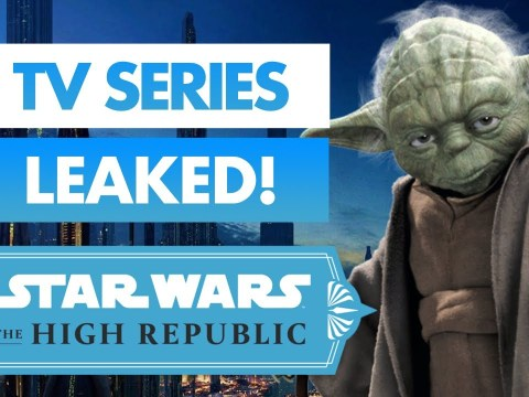 Star Wars The High Republic TV Series LEAKED!
