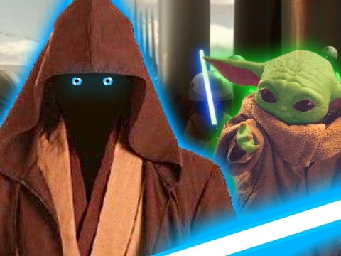 This JEDI Trained Grogu As a Youngling In The Jedi Temple