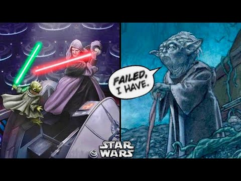 Why Yoda Couldn't Defeat Darth Sidious in Episode 3!