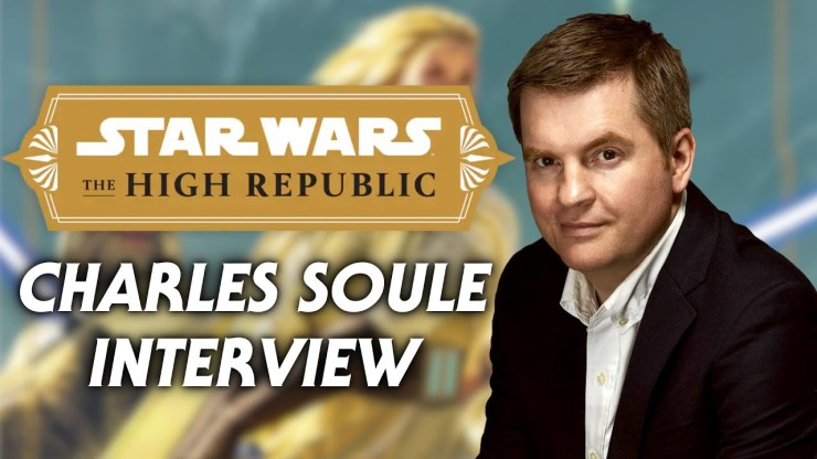 Charles Soule Talks Light of the Jedi and The High Republic