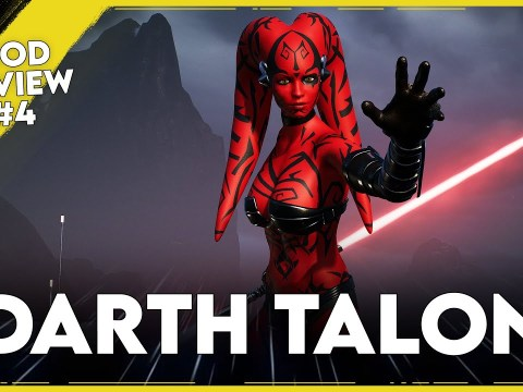 DARTH TALON in Jedi: Fallen Order - Mod Review E04