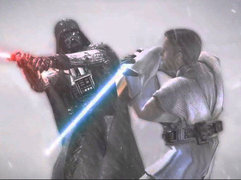Darth Vader Attacks the Rebel Alliance (The Force Unleashed)