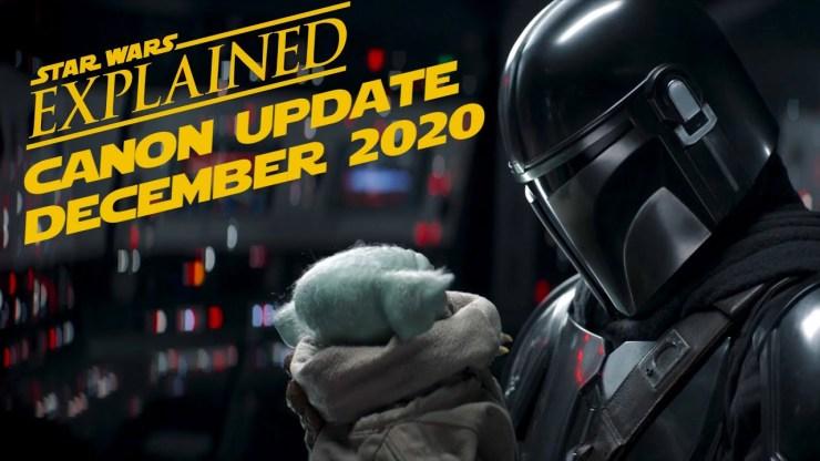 December 2020 Star Wars Canon Update