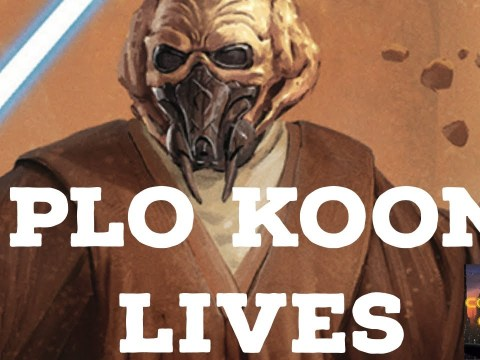Plo Koon is Alive and Here's Why | Star Wars Theory