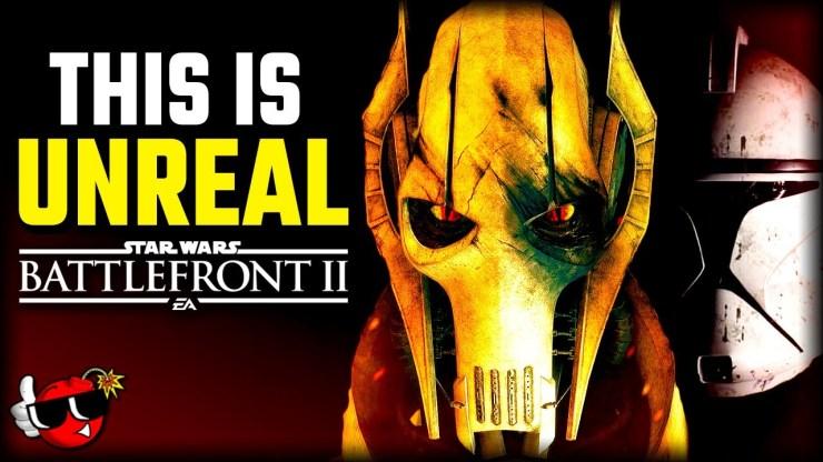 Star Wars Battlefront 2 is EXPLODING