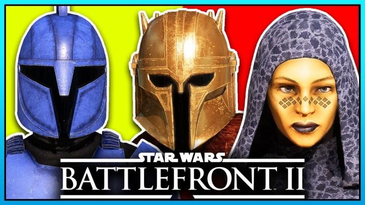 Star Wars Battlefront 2 Top 5 Mods of the Week #148