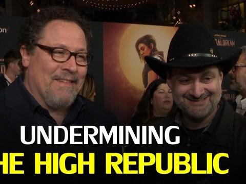 Star Wars High Republic, Favreau strikes back with Kevin Feige!