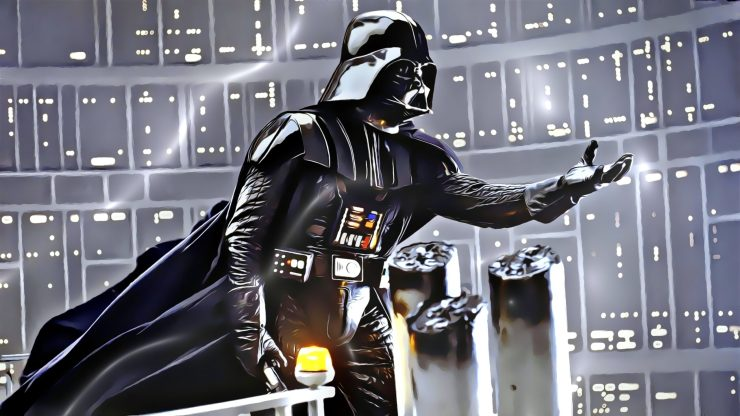 23 Beautiful & Stylish Star Wars Cartoonish Character Pictures 1