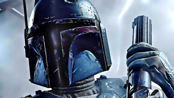 23 Beautiful & Stylish Star Wars Cartoonish Character Pictures 7