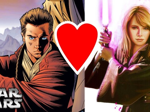 The OTHER Girl Obi-Wan Fell In Love With - Siri Tachi