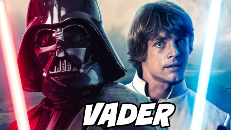 "Vader ""Kills"" Luke in First Script of Empire Strikes Back"