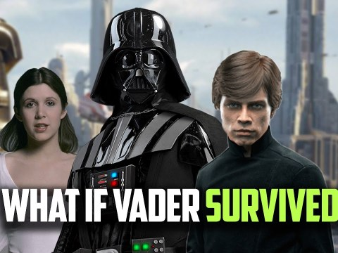 What If Darth Vader Survived The Battle of Endor?