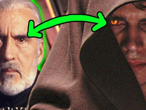 Why Count Dooku Didn't Have Sith Eyes! - Star Wars Explained