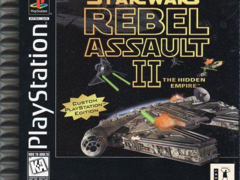 Star Wars Rebel Assault II