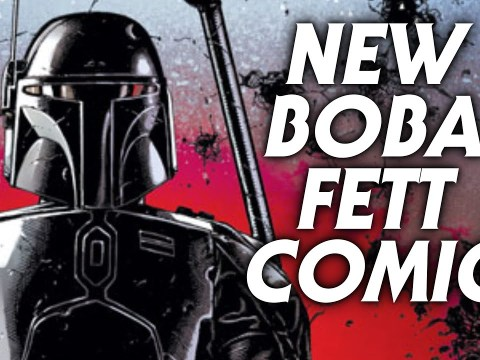 Boba Fett Comic by Charles Soule - War of the Bounty Hunters