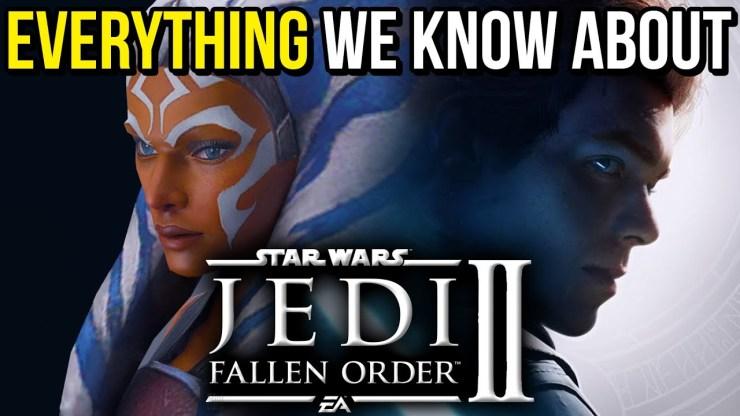 Everything we know about Star Wars Jedi Fallen Order 2 (2021)