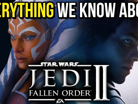 Everything we know about Star Wars Jedi Fallen Order 2 (2021)
