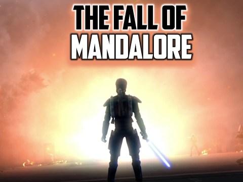 The Fall of Mandalore (Star Wars The Clone Wars)