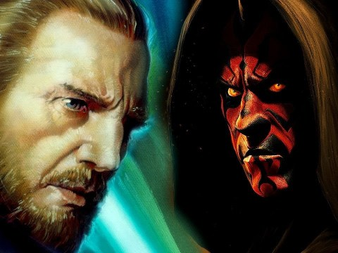 Why Qui-Gon Jinn TERRIFIED Darth Maul During Their Duel