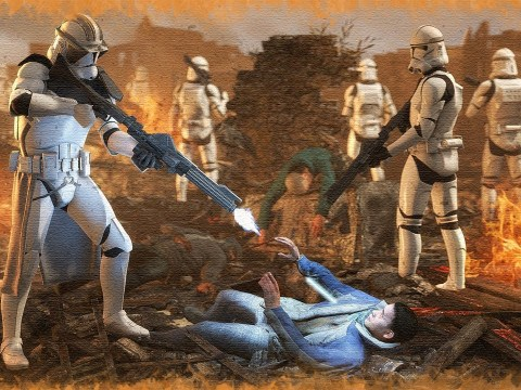 Why the Second Clone Wars Was so Much Darker Than the First