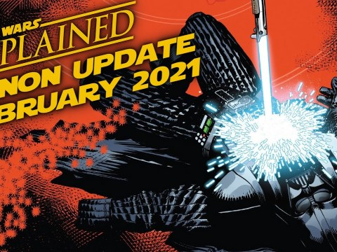 February 2021 Star Wars Canon Update