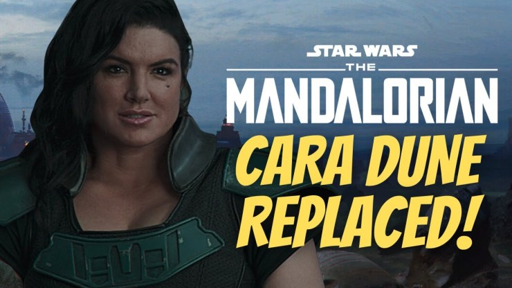 New Lead Character to Replace Cara Dune in The Mandalorian