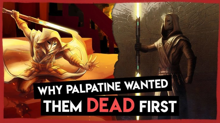 The Dark Truth Behind the Jedi Temple Guard