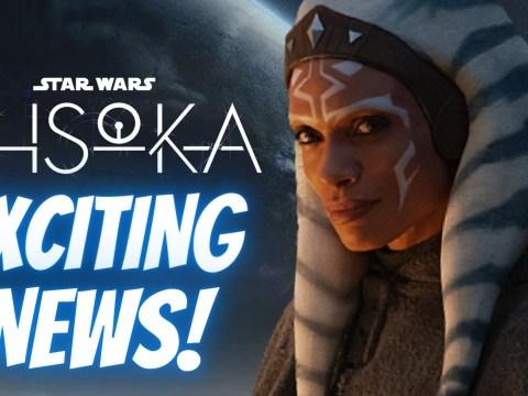 Big News For the Ahsoka Series & More Star Wars News!