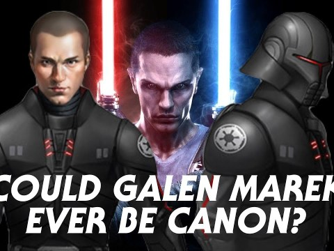 Could Galen Marek (Starkiller) Ever Become Canon?